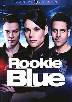 ROOKIE BLUE:SEASON 5 VOL 1
