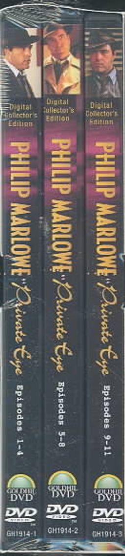 Philip Marlowe - Private Eye - 3 Volume Boxed Set