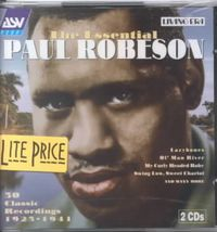 The Essential Paul Robeson [ASV/Living Era]