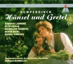 """Humperdinck: H""""nsel und Gretel"""