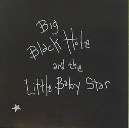 Big Black Hole and the Little Baby Star
