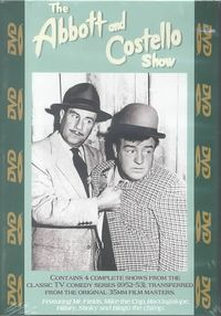 Abbott & Costello Show - Volume 1
