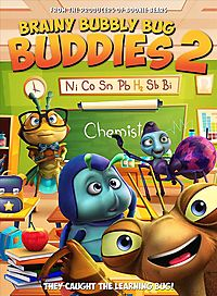 BRAINY BUBBLY BUG BUDDIES 2