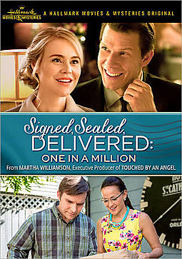 SIGNED SEALED DELIVERED:ONE IN A MILL