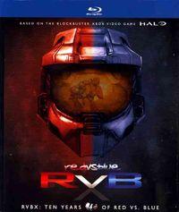 Red vs. Blue: RVBX - Ten Years of Red vs. Blue