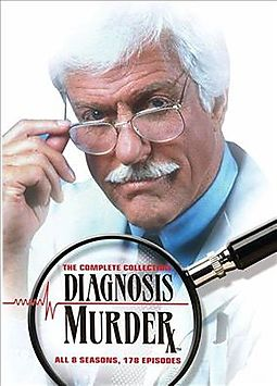 DIAGNOSIS MURDER:COMPLETE SERIES COLL