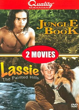 Jungle Book/Lassie: The Painted Hills