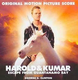 Harold and Kumar Escape from Guantanamo Bay [Original Motion Picture Score]