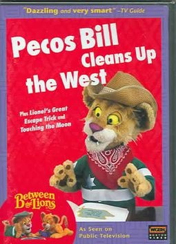 Between the Lions - Pecos Bill Cleans Up the West