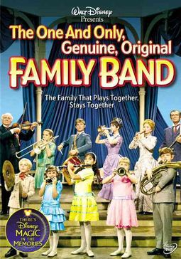One and Only Genuine, Original Family Band