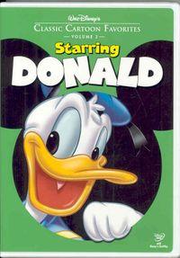 Walt Disney's Classic Cartoon Favorites Starring Donald