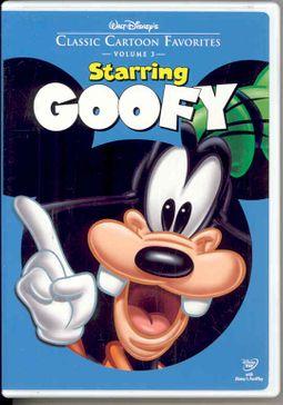 Walt Disney's Classic Cartoon Favorites Starring Goofy
