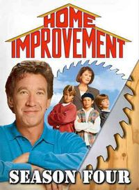 Home Improvement - The Complete Fourth Season