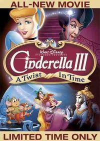 Cinderella III: A Twist in Time