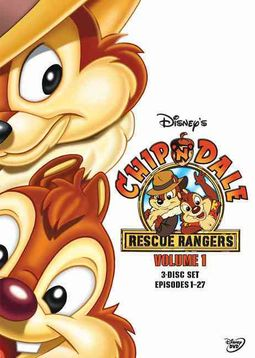 Chip 'n' Dale Rescue Rangers - Volume 1