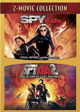Spy Kids/Spy Kids 2: The Island of Lost Dreams