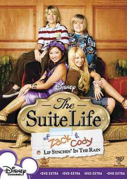 Suite Life of Zack and Cody - Lip Synchin' in the Rain