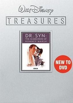 Walt Disney Treasures: Dr. Syn: The Scarecrow Of Romney Marsh: 1964