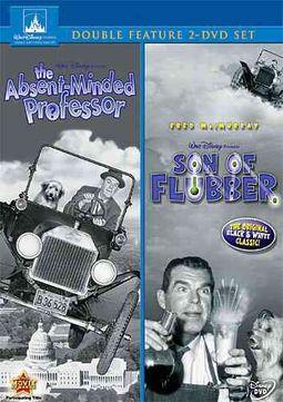 Absent-Minded Professor/Son Of Flubber - 2 Pack
