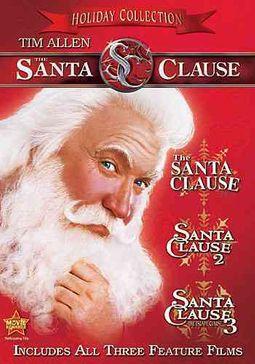 Santa Claus Holiday Collection