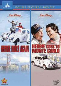 Herbie Rides Again/Herbie Goes To Monte Carlo