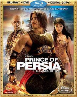 Prince Of Persia The Sands Of Time Mike Newell 786936804836 Hpb