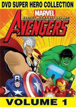 Avengers: Earth's Mightiest Heroes, Vol. 1