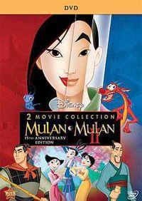 Mulan/Mulan II - 2 Pack