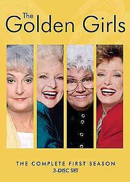 GOLDEN GIRLS:COMPLETE FIRST SEASON