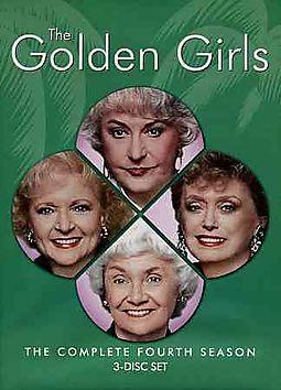 GOLDEN GIRLS:COMPLETE FOURTH SEASON