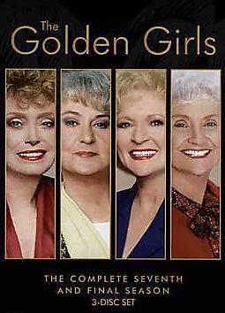 GOLDEN GIRLS:COMPLETE SEVENTH SEASON