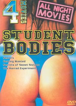 Student Bodies - 4 Movie Set