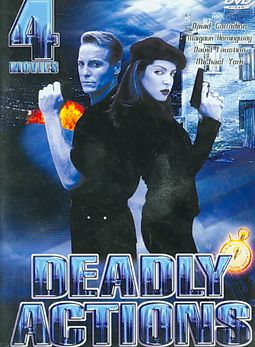 Deadly Actions - 4 Movie Set