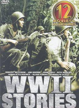 World War II Stories - Five DVD Set