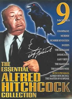 ESSENTIAL ALFRED HITCHCOCK COLLECTION