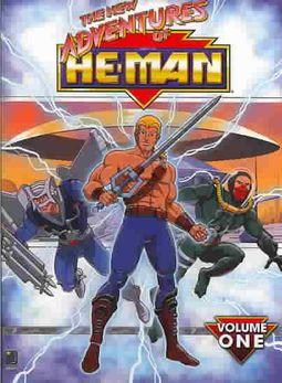 New Adventures of He-Man - Vol. 1