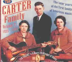 The Carter Family, Vol. 2: 1935-1941 [Box]