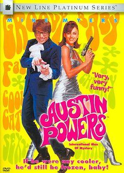 Austin Powers: Goldmember/Austin Powers: International Man of Mystery