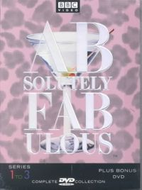 Absolutely Fabulous - The Complete Collection: Series 1-3