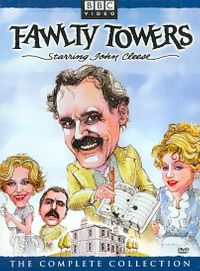 Fawlty Towers - The Complete Set