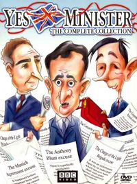 Yes, Minister - The Complete Collection