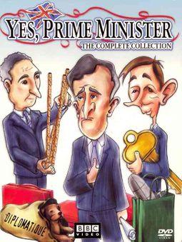 Yes, Prime Minister - Set