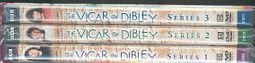Vicar of Dibley, The - The Divine Collection