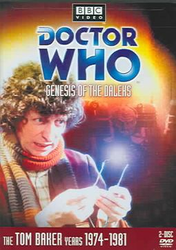Doctor Who: Ep. 78 Genesis of the Daleks