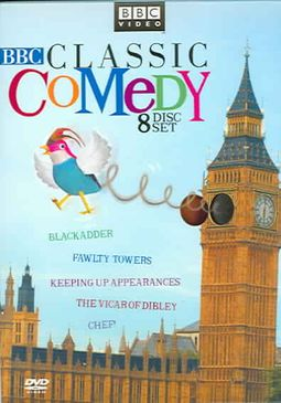 BBC CLASSIC COMEDY COLLECTION