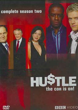 Hustle: The Complete Season 1 & 2