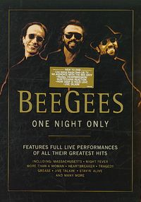 One Night Only [Video]