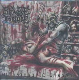 Misanthropic Carnage [Bonus Tracks]