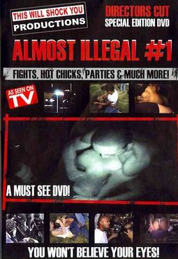 Almost Illegal - #1