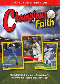 Champions of Faith - Baseball Edition